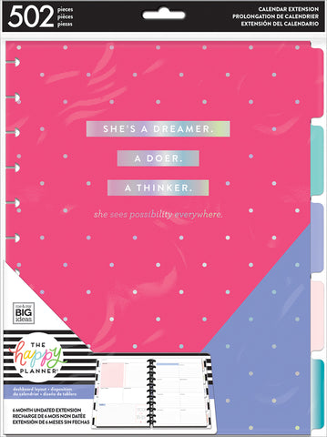 BIG HAPPY PLANNER® ADD-ONS