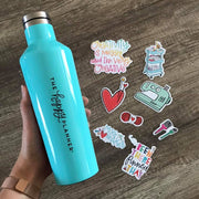The Happy Planner® x Corkcicle Canteen