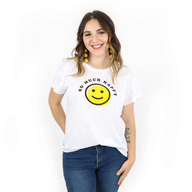 So Much Happy T-Shirt