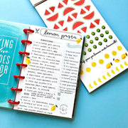 Mini Happy Planner® - Foodie (Recipe Organizer)