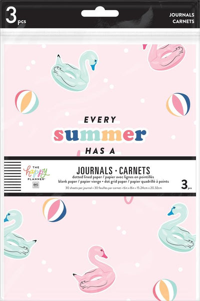 3 Pack Journals - Summer Stories