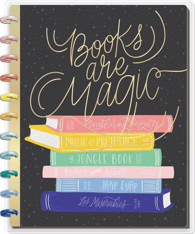 BIG Happy Notes™ - Magical Books