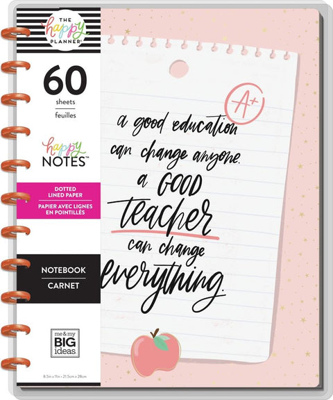 BIG Happy Notes™ - Change Everything