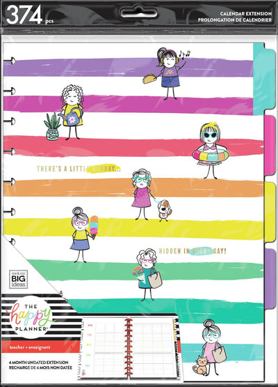 Stick Girl Hooray Big Teacher Extension Pack