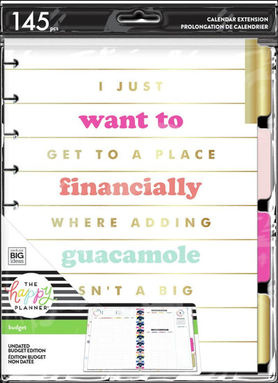 Plan A Happy Life Classic Budget Extension Pack