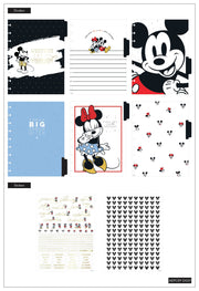 Mickey and Minnie Big Dreams Classic Vertical Extension Pack - Undated