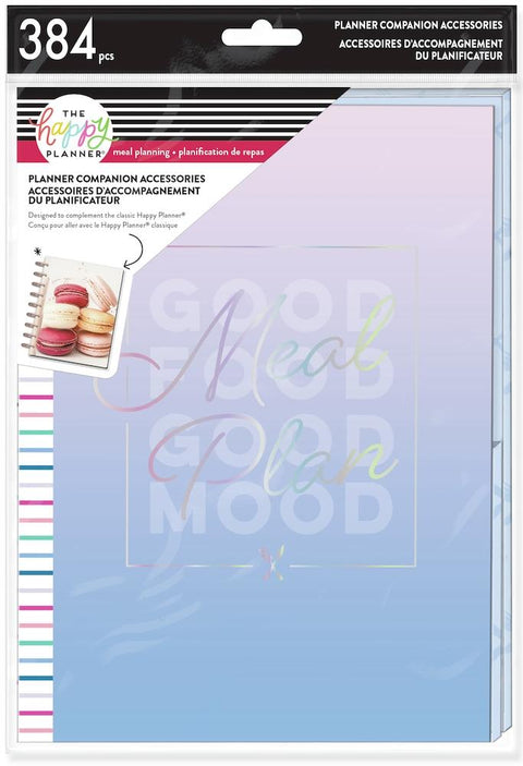 Meal Planning Fitness Classic Planner Companion