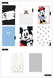 Mickey and Minnie Big Dreams Mini Vertical Extension Pack - Undated