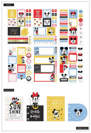 Mickey and Minnie Yay For Today Mini Planner Companion