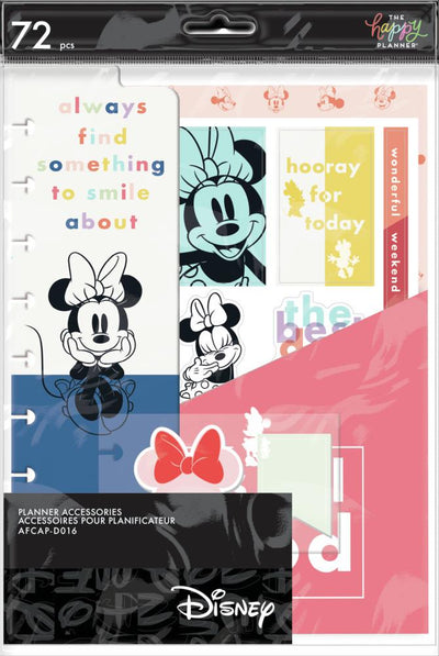 Disney © Minnie Mouse Magic Colorblock Classic Accessory Pack