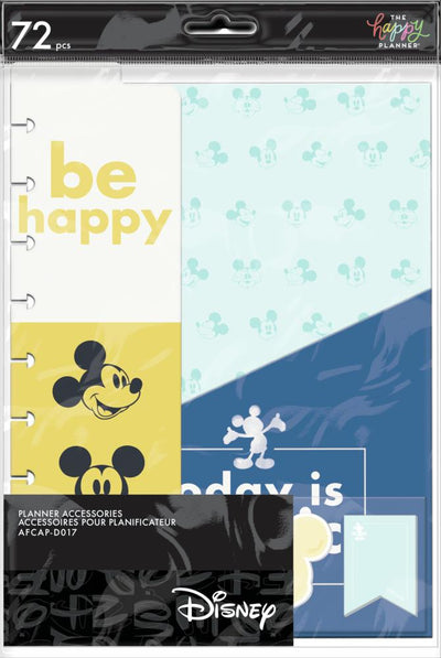 Disney © Mickey Mouse Colorblock Accessory Pack