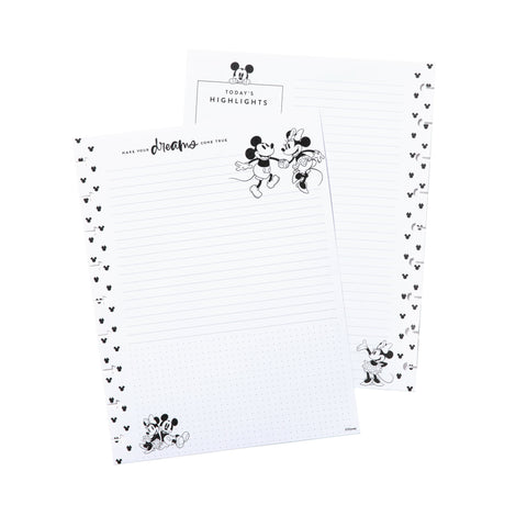 Mickey Mouse and Minnie Mouse Dreams Come True Classic Filler Paper