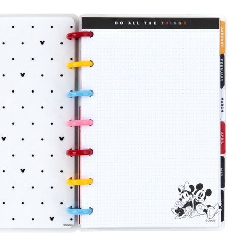 Mickey and Minnie Magical Things Mini Filler Paper