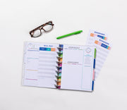 Budget and Expense Tracker Classic Half Sheet Filler Paper