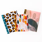 Classic Snap In Envelopes - Neutral Leopard