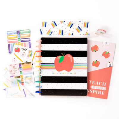 BIG Teacher Box Kit - From the Heart - 12 Months