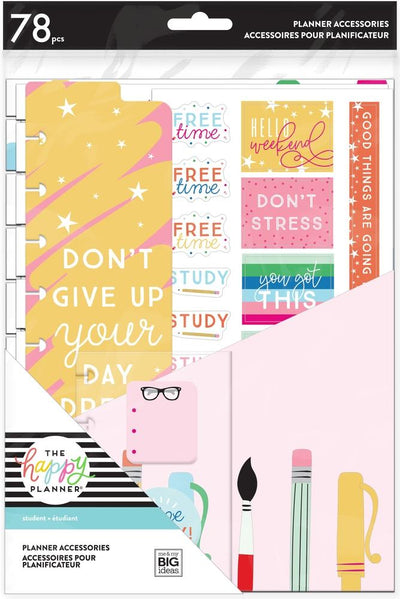 Classic Accessory Pack - Bright Supplies Student