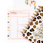 Classic Filler Paper - Daily Focus Neutral Vibes