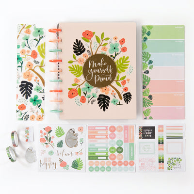 Classic Teacher Box Kit - Pastel Blooms - 12 Months