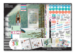 The Happy Planner™ 12 Month Box Kit - Fitness Edition