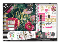 The Happy Planner® 12 Month Box Kit - Faith Edition