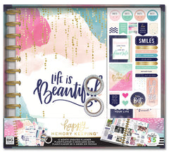 Happy Memory Keeping™ BIG Box Kit - Life Is Beautiful