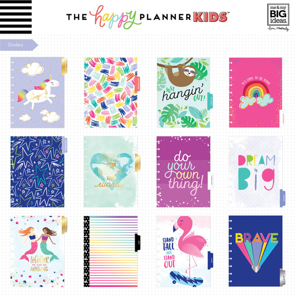 2018 - 2019 The Happy Planner KIDS™ - Magical Girl