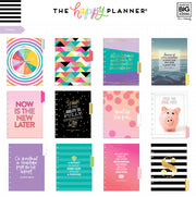 The Happy Planner® 12 Month Box Kit - Wealth (budget)