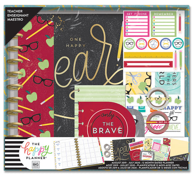 BIG Teacher Box Kit - Happy Year - 12 Months (2019-2020)