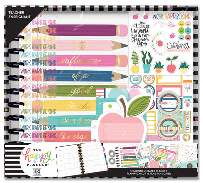 Undated BIG Teacher Box Kit - Teacher's Influence - 12 Months
