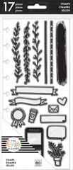 Clear Stamps - Decorative