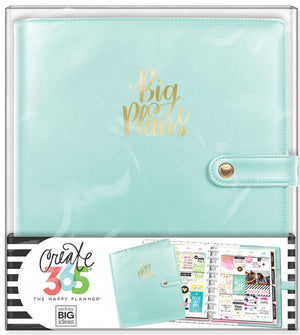 Deluxe Cover - Mint - Big Plans - CLASSIC
