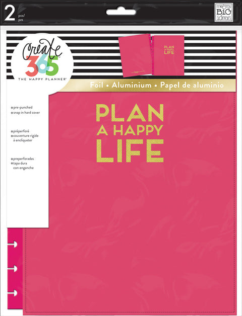 Snap-In Cover - Plan A Happy Life - BIG