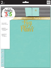 Snap-In Cover - Big Plans / Turquoise - BIG