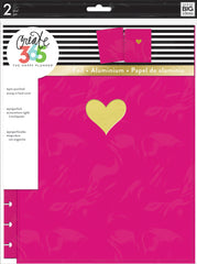 Snap-In Cover - Pink - BIG
