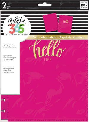 Snap-In Cover - Hello Life - CLASSIC