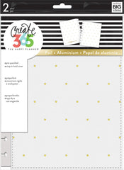 Snap- In Cover - White / Gold Dots - CLASSIC