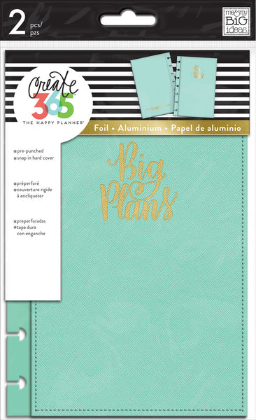 Snap-In Cover - Big Plans - MINI