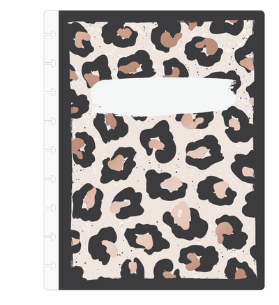 Classic Custom Happy Planner - Stay Wild - 12 Months