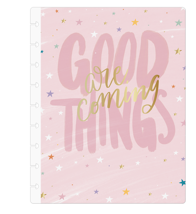Classic Custom Happy Planner - Good Things Are Coming - 12 Months