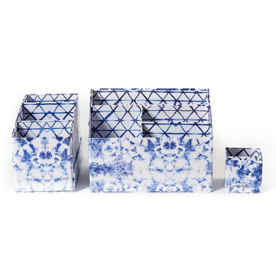 Indigo Storage Box Kit - 3 Piece