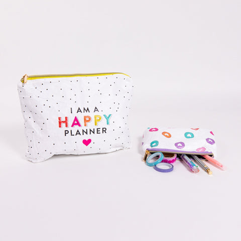 Flexible Pouch - Happy Planner