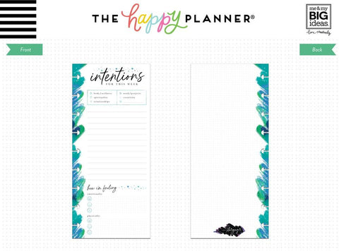 Classic Half Sheet Note Paper - Stargazer - Intentions