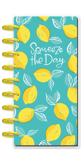 Classic Half Sheet Notebook - Squeeze The Day
