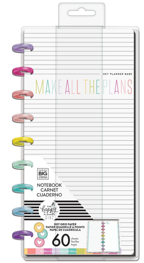 Skinny Classic Happy Notes™ - Planner Babe