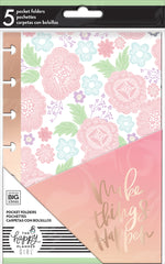 Mini Pocket Folders - Daydreamer