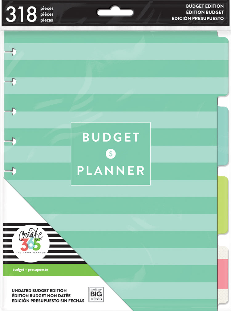 budget extension pack classic me my big ideas