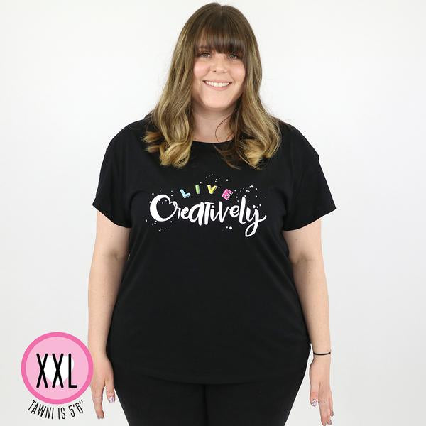 Live Creatively T-Shirt