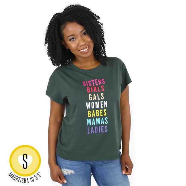 All The Girls T-Shirt