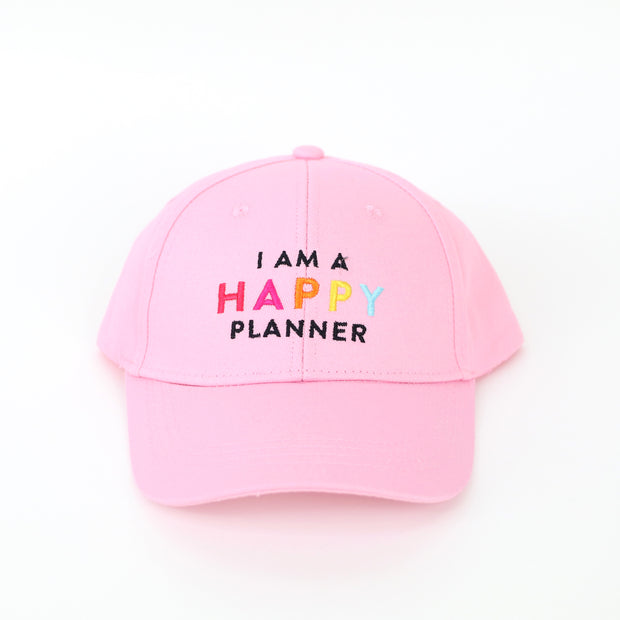 I Am A Happy Planner Hat